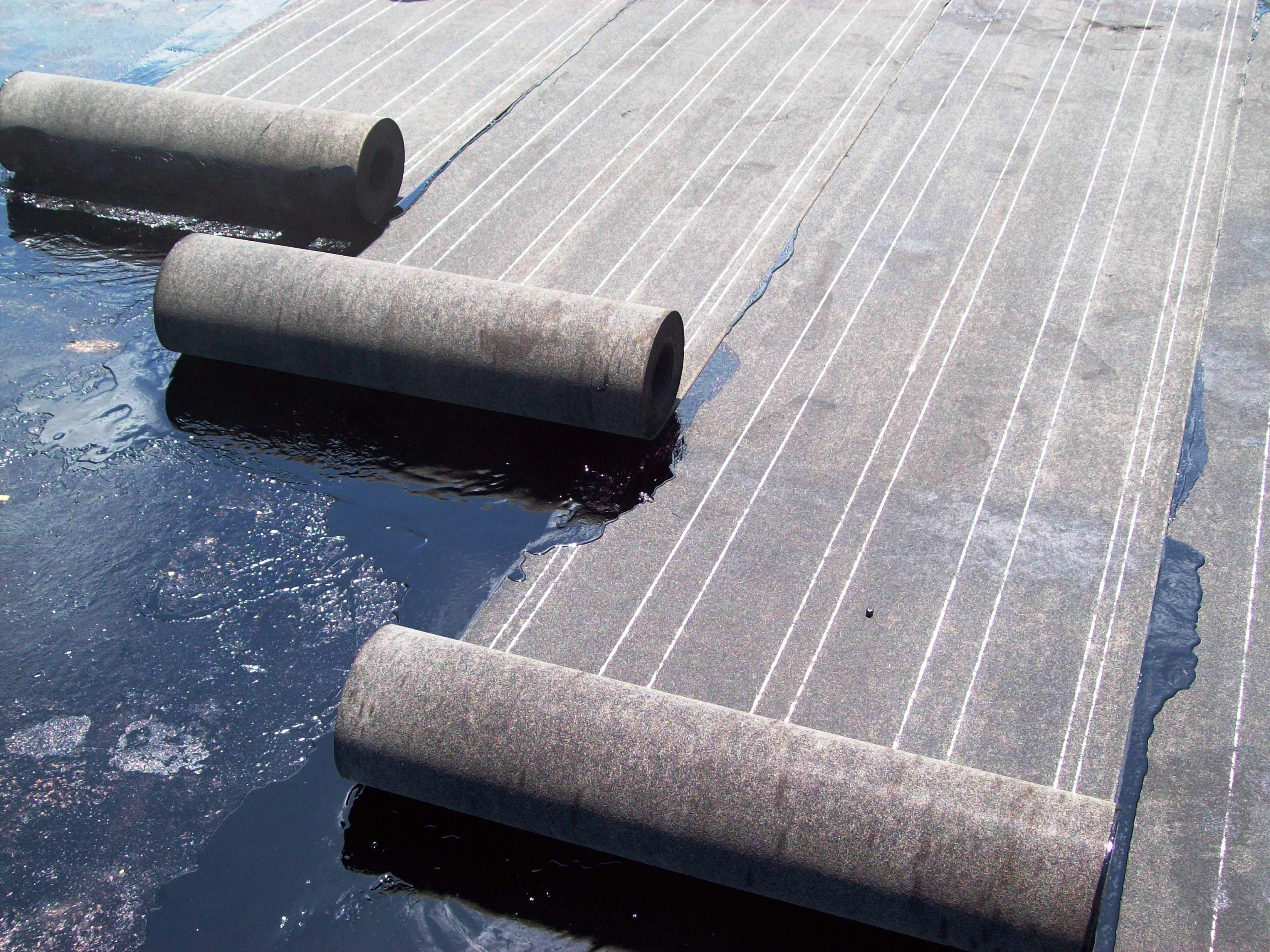 Metal döşeme için su yalıtımı: seçim ve montaj
