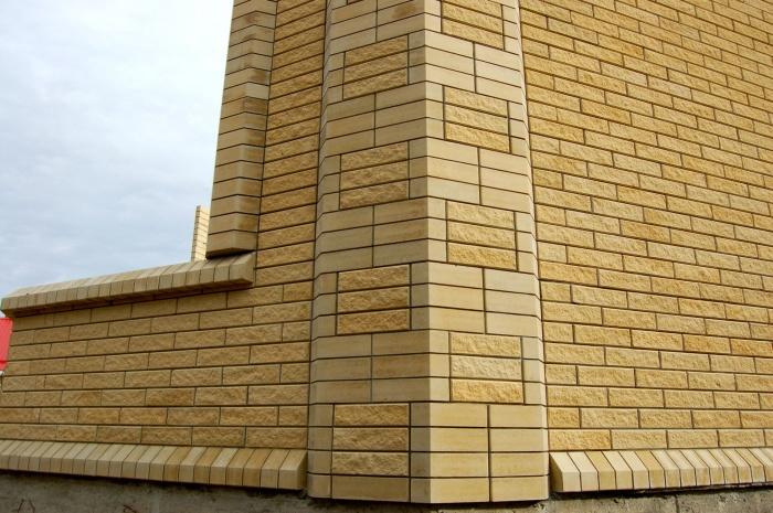 Ladrillo decorativo exterior best ladrillo rstico panel - Ladrillo decorativo interior ...
