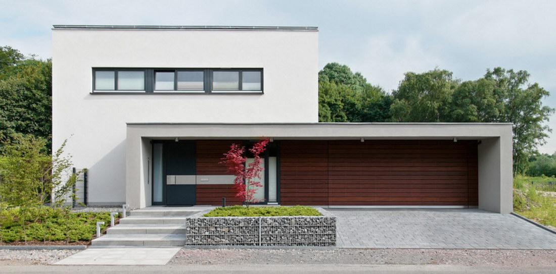 Moderne Innenarchitektur Einfamilienhaus