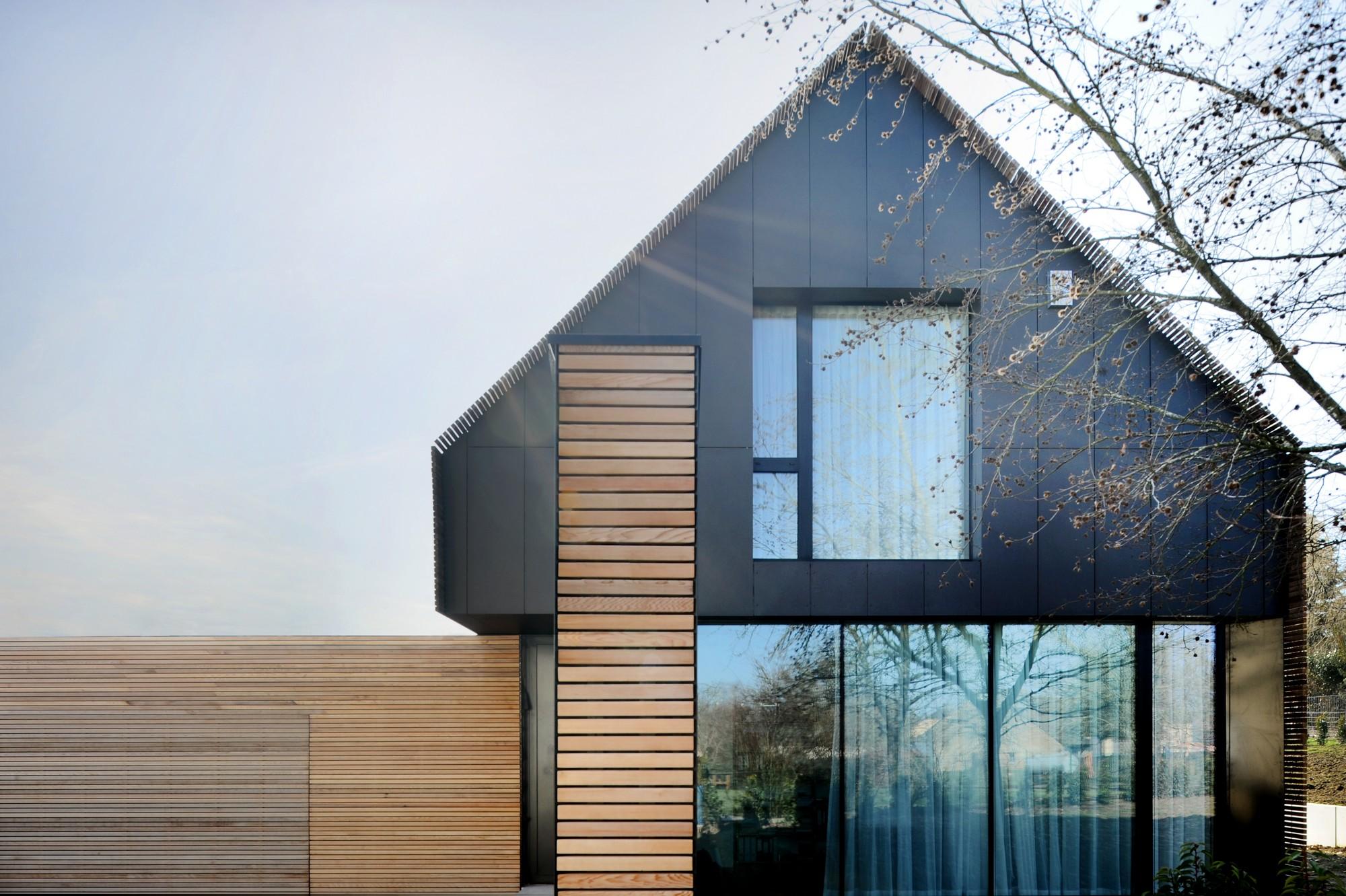 Çatı için altlıklar - binaların modern tasarımı