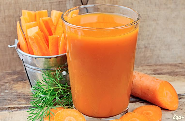 Морковь  калорийность состав польза и вред для организма