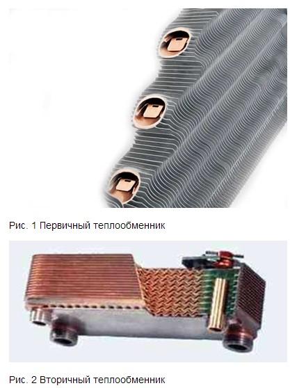 Теплообменники газовых котлов для отопления теплообменник dsg
