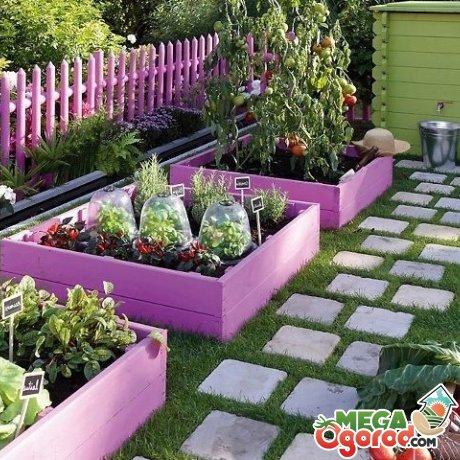 Kendi elleriniz için dekoratif bir bahçe nasıl yapılır